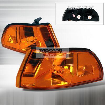 Acura Integra 1990 1993 Amber Corner Lights A122orjk107