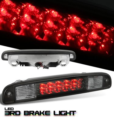 Dodge Dakota 1997 2004 Smoked Led Third Brake Light