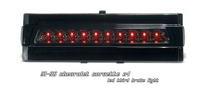 Chevy Corvette 1991-1996 Smoked LED Third Brake Light