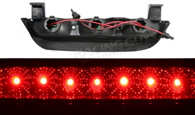 Dodge Durango 1998-2003 Smoked LED Third Brake Light