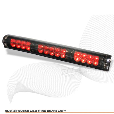 Ford F150 1997-2003 Smoked LED Third Brake Light with Cargo Light