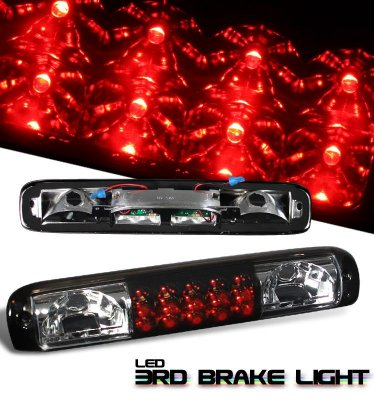 Sealed Beam Projector Headlights Ford F Amber Led Black
