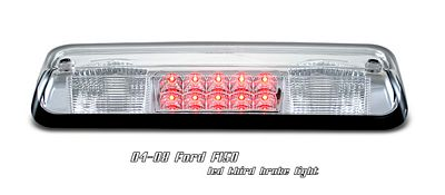Ford F150 2004-2008 Clear LED Third Brake Light