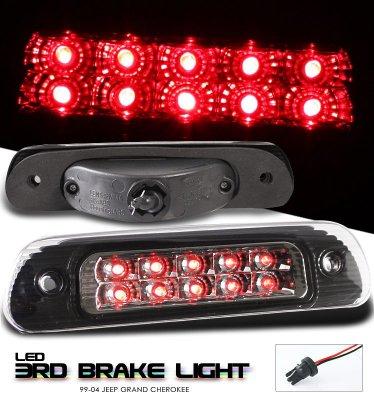 Jeep Grand Cherokee 1999-2004 Smoked LED Third Brake Light