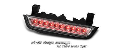Dodge Durango 1998-2003 Clear LED Third Brake Light