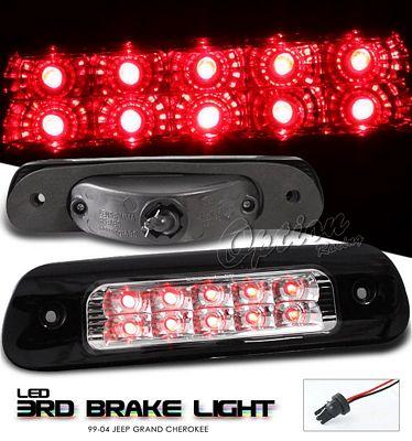 Jeep Grand Cherokee 1999-2004 LED Third Brake Light