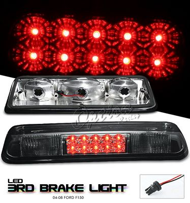 Ford F150 2004-2008 Smoked LED Third Brake Light