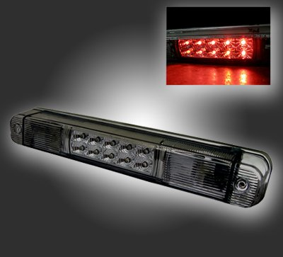 Chevy 1500 Pickup 1988-1998 Smoked LED Third Brake Light