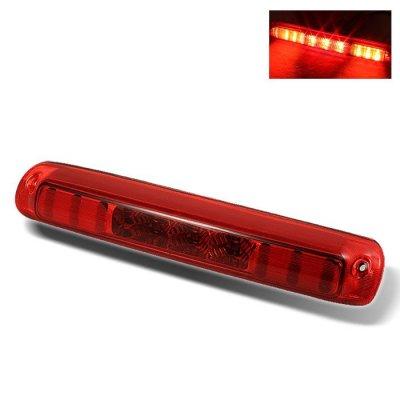 Chevy Silverado 1999-2006 Red LED Third Brake Light