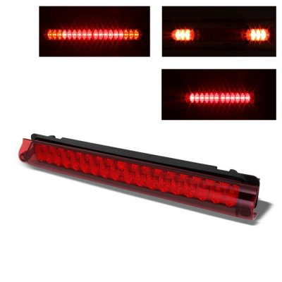 Ford F150 1997-2003 Red LED Third Brake Light