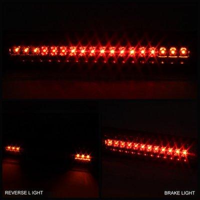 Chevy Silverado 1988-1998 Red Full LED Third Brake Light