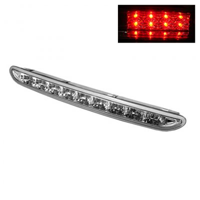 VW Rabbit 2006-2009 Clear LED Third Brake Light