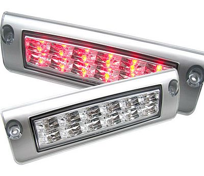 Pontiac Firebird 1993-2002 Silver LED Third Brake Light