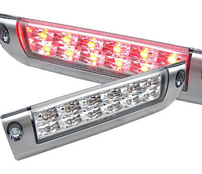 Pontiac Firebird 1993-2002 Clear LED Third Brake Light