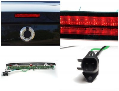 Ford Mustang 2005-2009 Red LED Third Brake Light