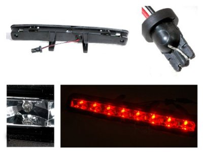 Ford Mustang 2005-2009 Smoked LED Third Brake Light