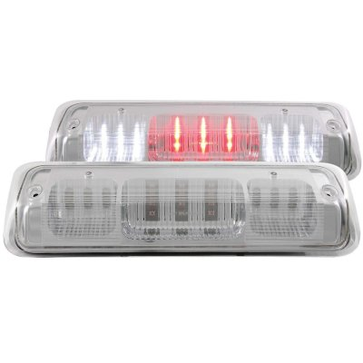 Dodge Ram 2500 2010-2015 LED Brake Light Clear