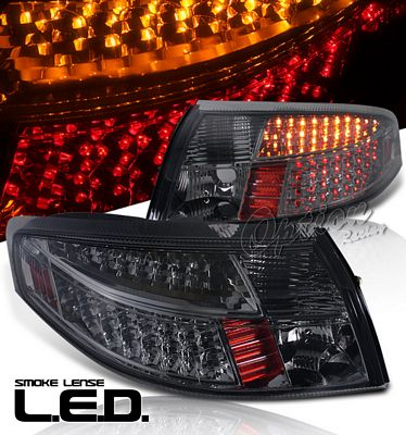 Porsche 911 Carrera 1998-2004 Smoked LED Tail Lights