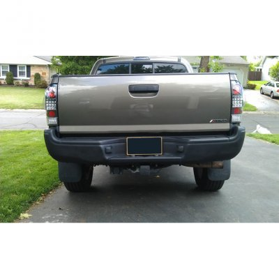 Toyota Tacoma 2005 2017 Black Led Tail Lights