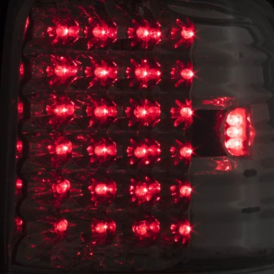 Dodge Ram 1994-2001 Smoked LED Tail Lights