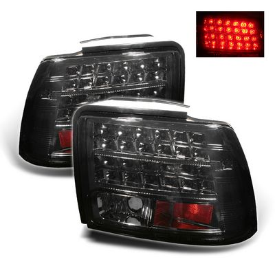 Ford Mustang 1999-2004 Smoked LED Tail Lights