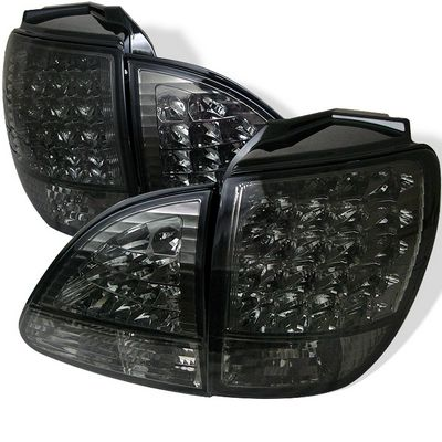 Lexus RX300 1998-2000 Smoked LED Tail Lights