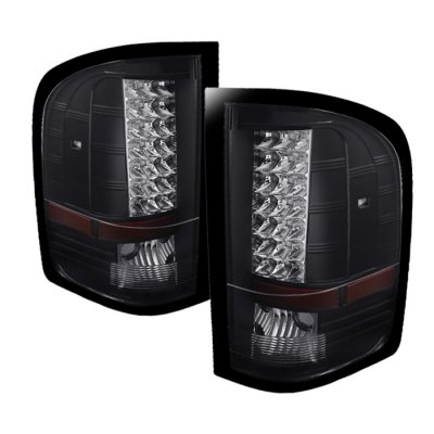 Led tail light hook up