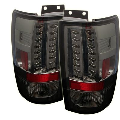 Ford Expedition 1997-2002 Smoked LED Tail Lights