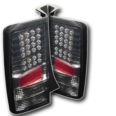 Scion xB 2003-2006 Smoked LED Tail Lights