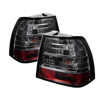 VW Jetta 1999-2004 Smoked LED Tail Lights