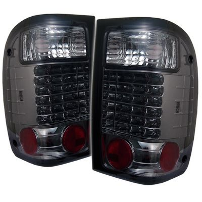 Ford Ranger 2001-2005 Smoked LED Tail Lights