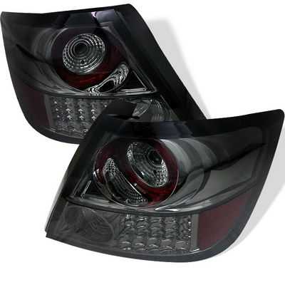 Scion tC 2005-2010 Smoked LED Tail Lights