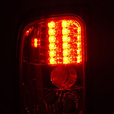 Dodge Ram 1994-2001 Clear LED Tail Lights