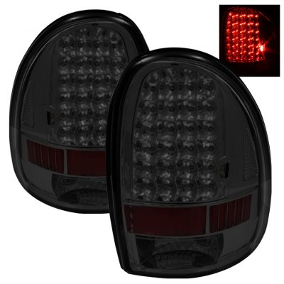 Dodge Durango 1998 2003 Smoked Led Tail Lights A1039y5i109 Topgearautosport