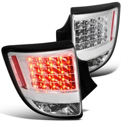 Toyota Celica 2000 2005 Clear Led Tail Lights