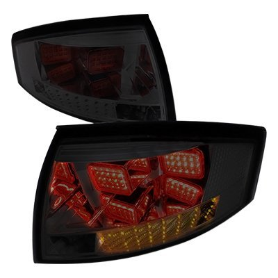 Audi TT 1999-2006 Smoked LED Tail Lights