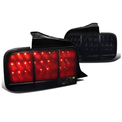mustang lighting ford mustang tail lights ford mustang led tail lights. Black Bedroom Furniture Sets. Home Design Ideas
