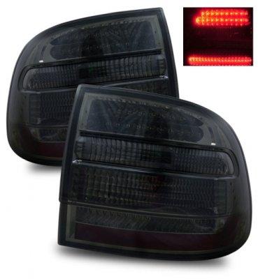 Porsche Cayenne 2003-2006 LED Tail Lights Smoked