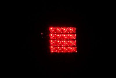 Ford Explorer 2002-2005 Black LED Tail Lights