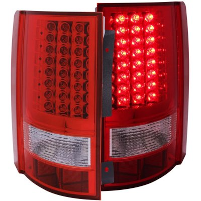 Town And Country Toyota >> Chrysler Town and Country 2008-2010 LED Tail Lights ...