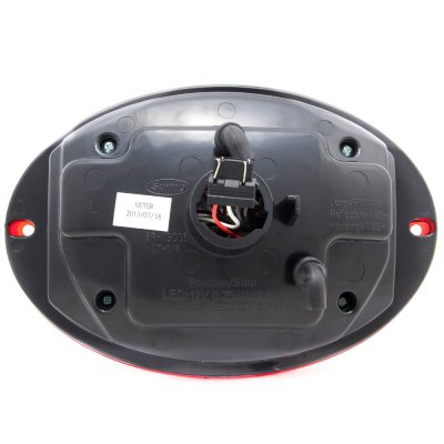 Chevy Corvette C5 1997-2004 LED Tail Lights Red