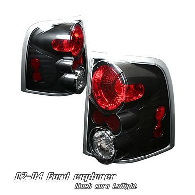 ford explorer lighting ford explorer tail lights ford explorer altezza. Black Bedroom Furniture Sets. Home Design Ideas