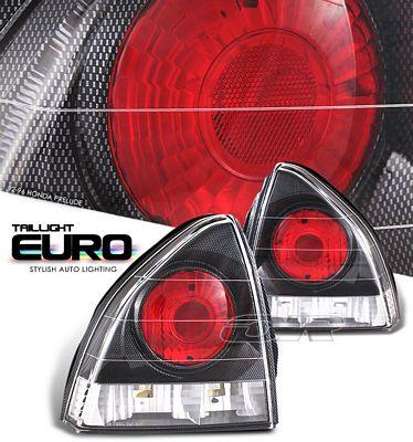 Honda Prelude 1992-1996 Carbon Fiber Altezza Tail Lights