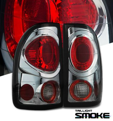 Dodge Dakota 1997 2004 Smoked Altezza Tail Lights