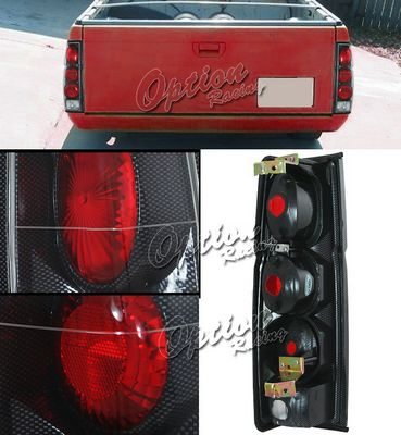 Nissan Hardbody 1986-1997 Carbon Fiber Altezza Tail Lights