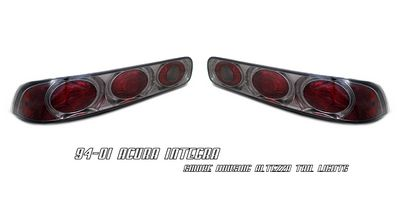 Acura Integra Coupe 1994-2001 Smoked Altezza Tail Lights