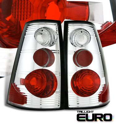Ford Explorer Sport Trac 2001-2005 Chrome Altezza Tail Lights
