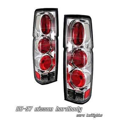 Nissan Hardbody 1986-1997 Chrome Altezza Tail Lights