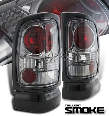 Dodge Ram 1994-2001 Smoked Altezza Tail Lights