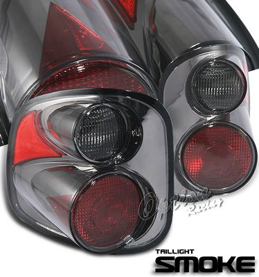 Ford F150 Flareside 1997-2003 Smoked Altezza Tail Lights